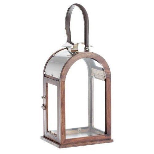 Dekoria lampion-latarnia thiora 26x19x42,5cm, 26 × 19 × 42,5 cm