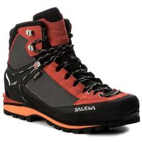 Trekkingi SALEWA - Crow Gtx GORE-TEX 61328-0935 Black/Papavero
