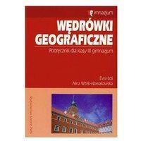 Wędrówki geograficzne 3 Podręcznik - Łoś Ewa, Witek-Nowakowska Alina, Wydawnictwo Szkolne PWN