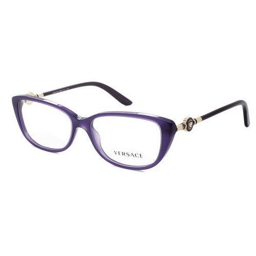 Versace Okulary korekcyjne ve3206 5095