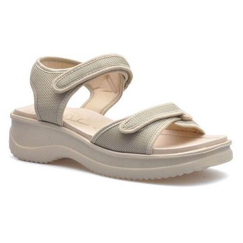 Sandały 320-321 beżowe, Azaleia