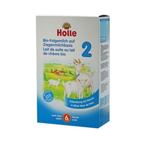 2 400g mleko kozie następne dla dzieci od 6 miesiąca w proszku bio Holle
