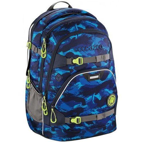 CoocaZoo plecak szkolny ScaleRale, Brush Camou, certyfikat AGR (4047443381835)