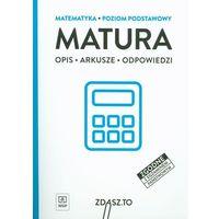 Matura Matematyka Poziom podstawowy, oprawa broszurowa