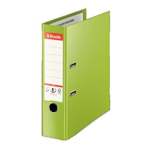Esselte Segregator vivida no.1 power plus a4/80 zielony