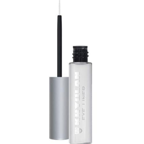 Kryolan eye liner (white) eye liner w płynie - white (5320)