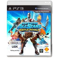 All-Stars Battle Royale (PS3)
