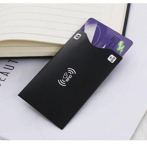 Etui antykradzieżowe Anti-RFID do kart zbliżeniowych