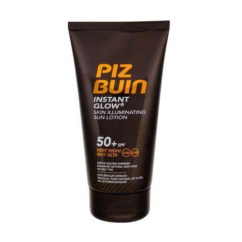 PIZ BUIN Instant Glow SPF50+ preparat do opalania ciała 150 ml dla kobiet, 79834 - Sprawdź już teraz