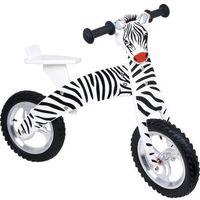 Small foot design Rowerek biegowy dla dzieci, zebra