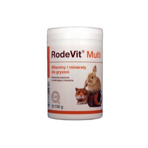 rodevit multi - mieszanka paszowa uzupełniająca mineralna dla gryzoni 150g marki Dolfos