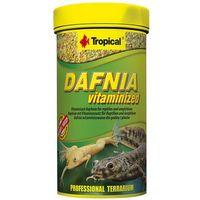dafnia witaminizowana - suszony pokarm dla gadów i płazów 100ml/16g marki Tropical