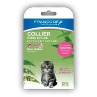 FRANCODEX obroża przecie pasożytnicza - KOTĚ, 5100706