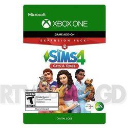 Microsoft The sims 4 - psy i koty dcl [kod aktywacyjny] xbox one