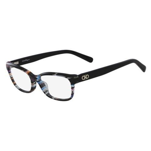 Okulary Korekcyjne Salvatore Ferragamo SF 2789 996