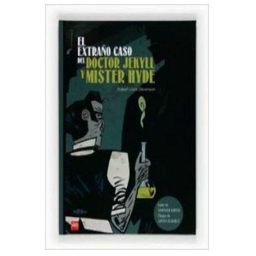 Extrano caso del Doctor Jekyll y Mister Hyde komiks (32 str.)
