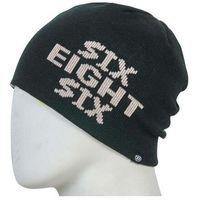 czapka zimowa 686 - Switch Reversible Beanie Black (BLK) rozmiar: OS
