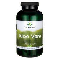 Kapsułki Aloes Aloe Vera 25mg 300 kapsułek SWANSON