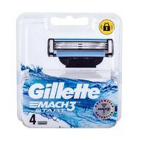 Gillette Mach3 Start wkład do maszynki 4 szt dla mężczyzn