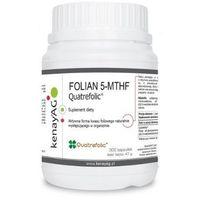Folian 5-MTHF Quatrefolic 300 kaps. (5908310446462)