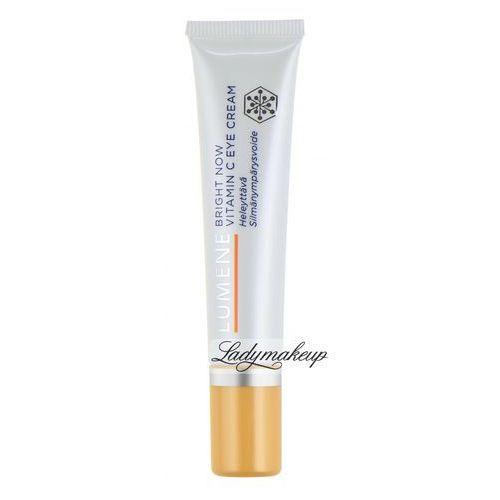 Lumene Bright Now Vitamin C krem pod oczy 15 ml dla kobiet