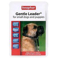 Beaphar gentle leader kantar obroża uzdowa dla psa czarna s (5020562025100)