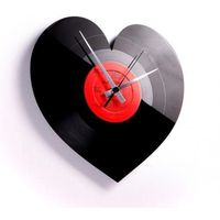 Discoclock Heart 004 zegar ścienny
