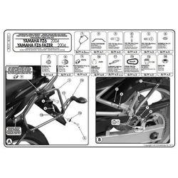 Stelaże motocyklowe  Kappa