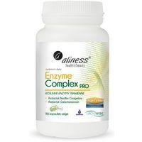 Aliness Enzyme Complex PRO - 90 kapsułek (5903242580086)