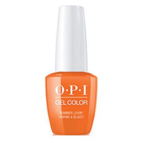 Opi gelcolor summer lovin' having a blast! żel kolorowy (gc-g43)