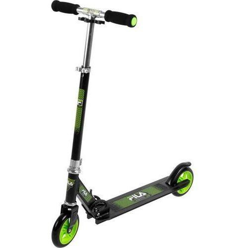 Fila Hulajnoga scooter 145 czarno-żółty (8026473385323)