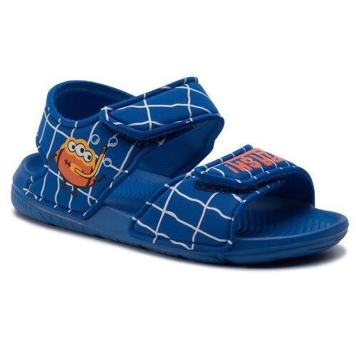Sandały adidas - Altaswim C EF0375 Blue/Blue/Orange