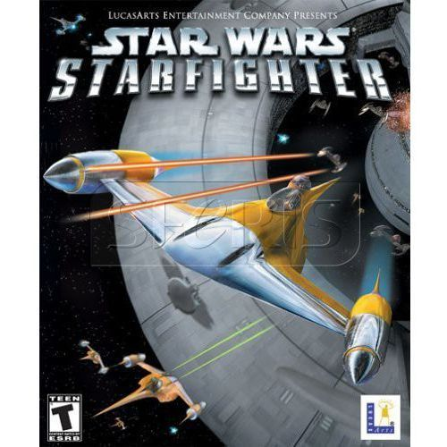 Star Wars Starfighter (PC)