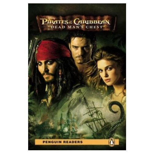 Pirates of the Caribbean: Dead Man's Chest + MP3. Penguin Readers, oprawa twarda