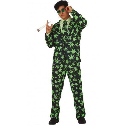 Guirca Strój dla mężczyzny garnitur dilera marihuany