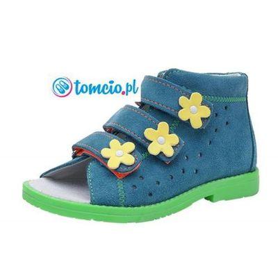Buty profilaktyczne dla dzieci Dawid tomcio.pl - obuwie profilaktyczne dziecięce