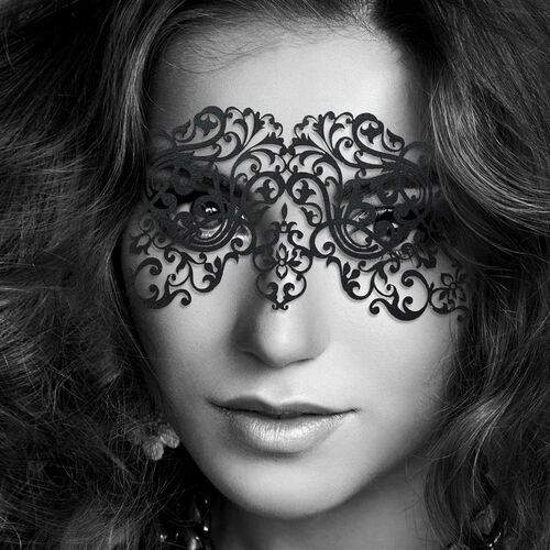 Ozdobna maseczka na twarz Dalila - Ekstra oferta