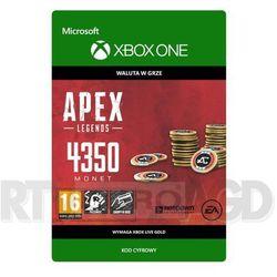 Apex Legends - 4350 monet [kod aktywacyjny] Xbox One, KZP-00031