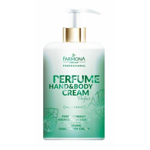Perfume hand & body cream perfect perfumowany krem do rąk i ciała Farmona - Bardzo popularne