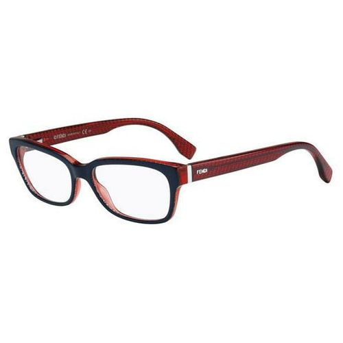 Okulary korekcyjne ff 0004 micrologo 7pp Fendi