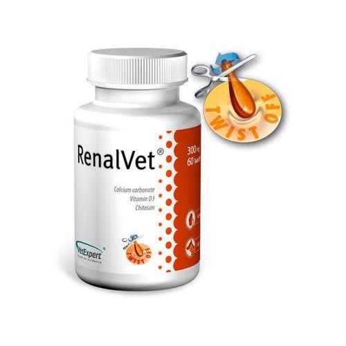 Kapsułki VetExpert RenalVet na zdrowe nerki 60 kapsułek