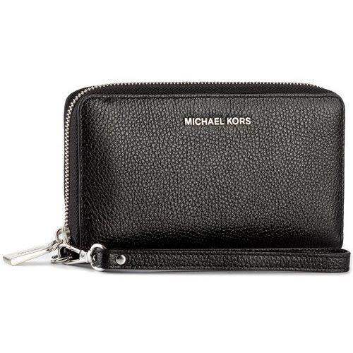 e6bd04692486c Duży portfel damski - mercer 32f6sm9e3l black marki Michael michael kors