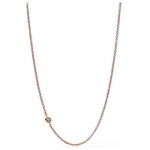 Fossil Biżuteria - naszyjnik jf01885791 - sale -30%