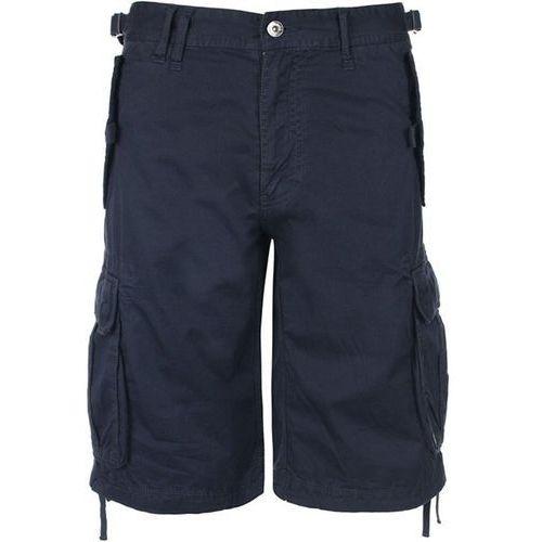 4a7d5ca9be61e szorty BENCH - Larklane H Dark Navy Blue (NY031), kolor niebieski
