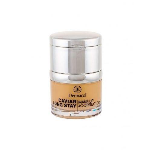 Dermacol caviar long stay make-up & corrector podkład 30 ml dla kobiet 1,5 sand - Promocyjna cena