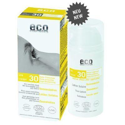 Kosmetyki do opalania ECO Cosmetics GREEN LINE