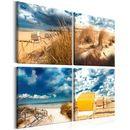 Obraz  wakacje nad morzem marki Artgeist  Obraz  Wakacje nad morzem