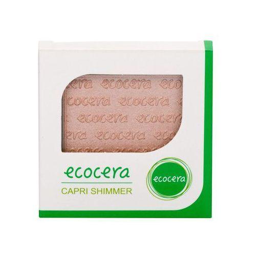 Ecocera Shimmer rozświetlacz 10 g dla kobiet Capri - Najlepsza oferta