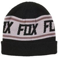 czapka zimowa FOX - Wild And Free Beanie Black (001)