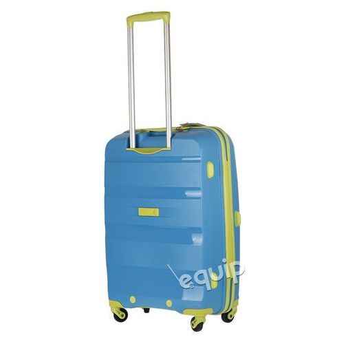 397f6ff3349c8 ▷ Walizka średnia bon air - niebieski-limonka (American Tourister ...